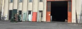 ALBENGA - CISANO SUL NEVA - CAPANNONE ARTIGIANALE